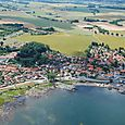 Luftfoto Svaneke 2043