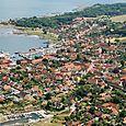 Luftfoto Svaneke 2048