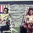 101  Karen Nyboe og Annie i Østrig