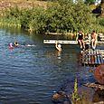 338  Bodilsker Stenbrud - badestedet