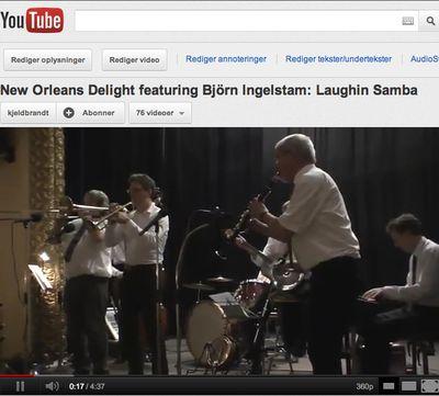 Laughin Samba