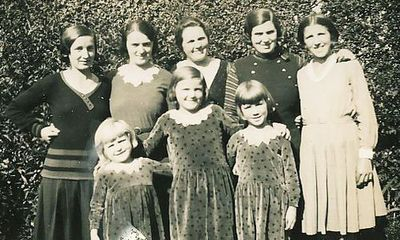 Mormor m 7 døtre