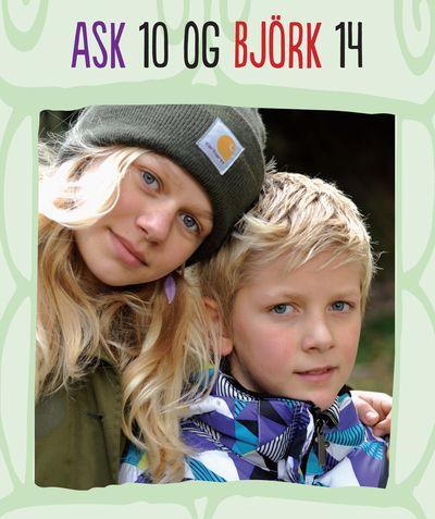 Bjørk og Ask invitation 2012