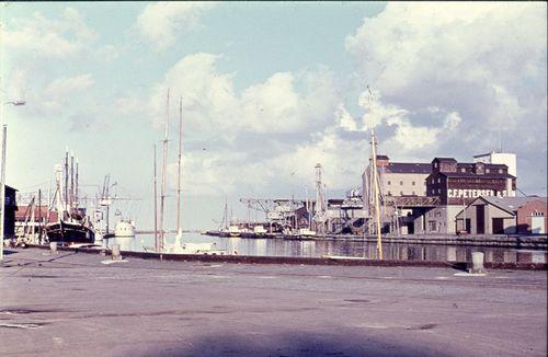 039  Køge Havn ca. 1960