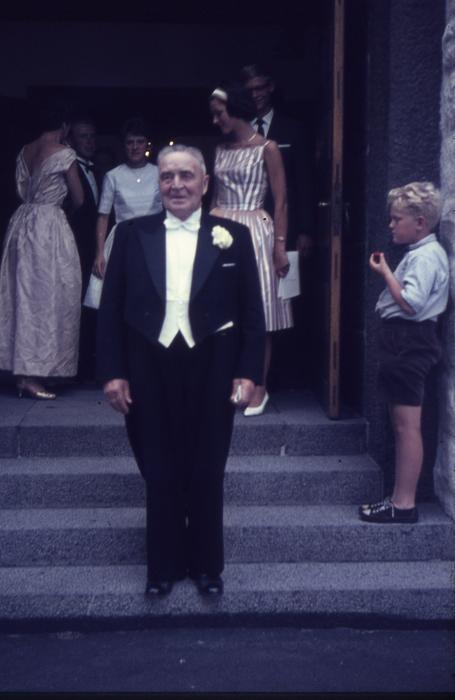 268  Min far ved mit bryllup