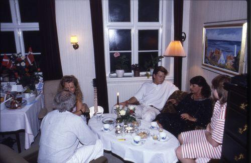 308  Annie og Gunnars sølvbryllup på Gadegård