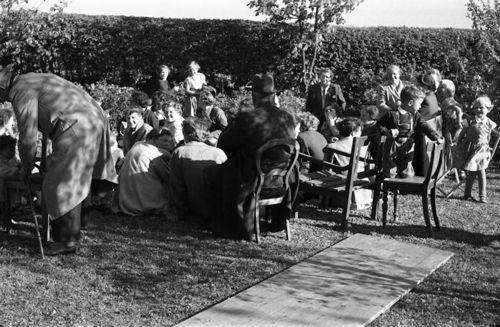 280 Familefest først i 1950erne