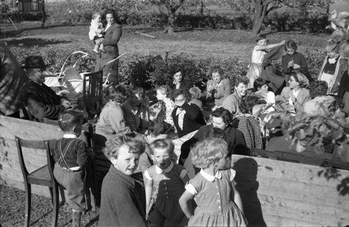 281 Familiefest først i 1950erne