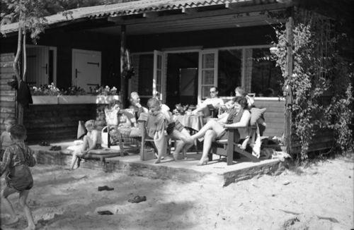 302 Familiekomsammen på Skrynan