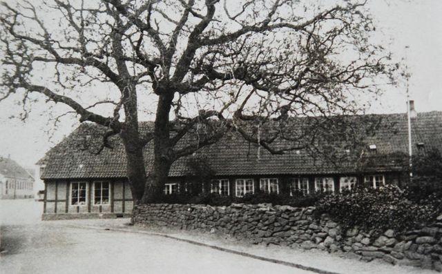 Soelling Torvet ca 1935_8671